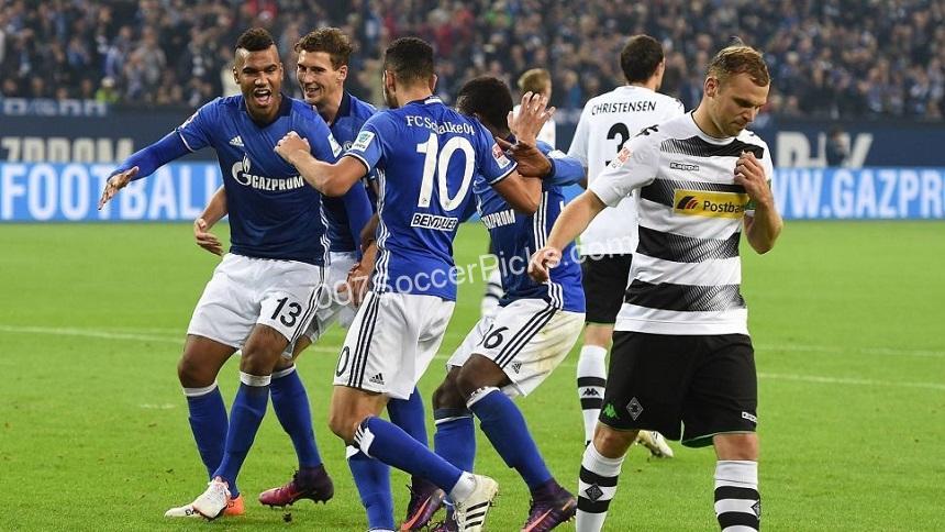 B.-Monchengladbach-Schalke