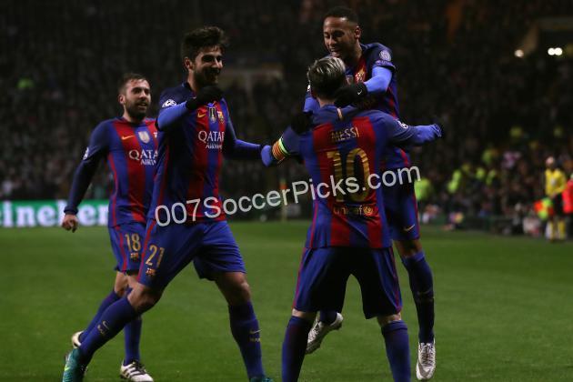 Barcelona vs Juventus Prediction