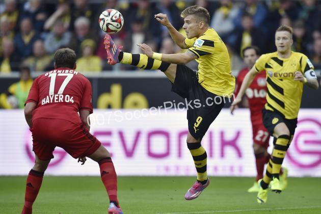 Dortmund-Bayer-Leverkusen