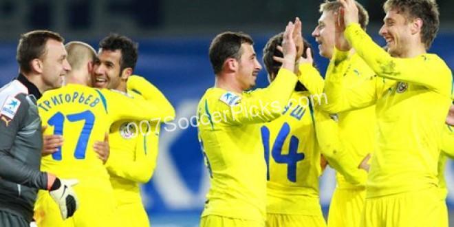 FK Rostov vs Tosno Prediction