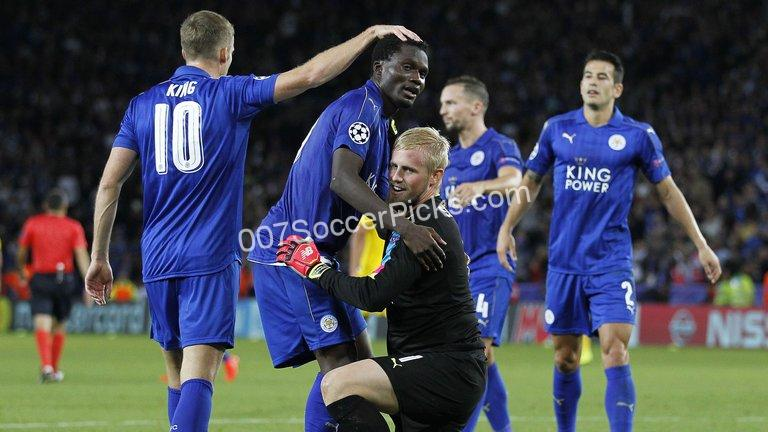 Leicester-Champions-League
