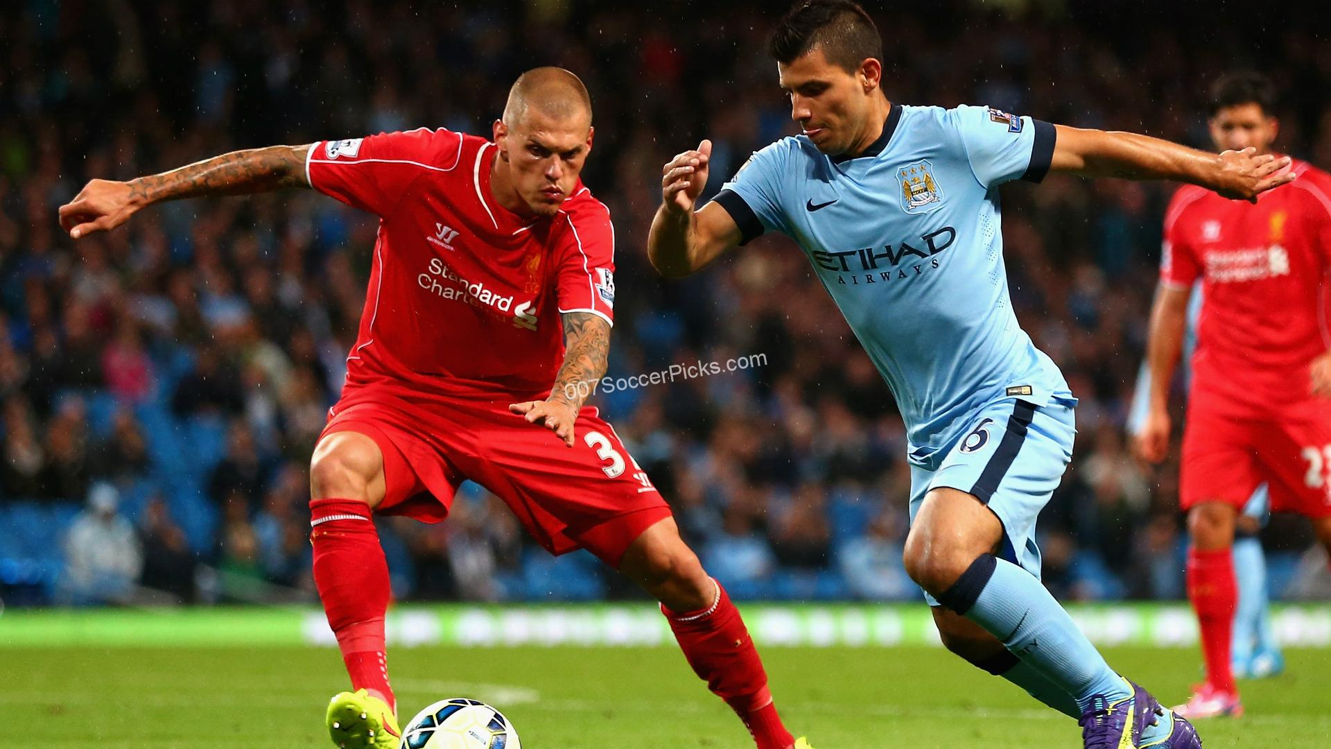Manchester City vs Liverpool