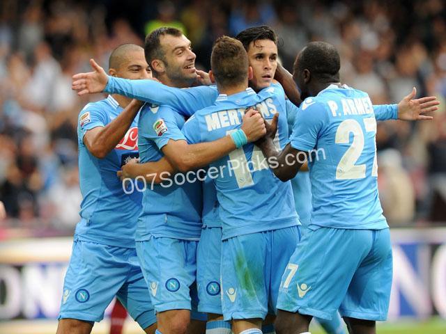 Napoli vs Shakhtar Donetsk Prediction