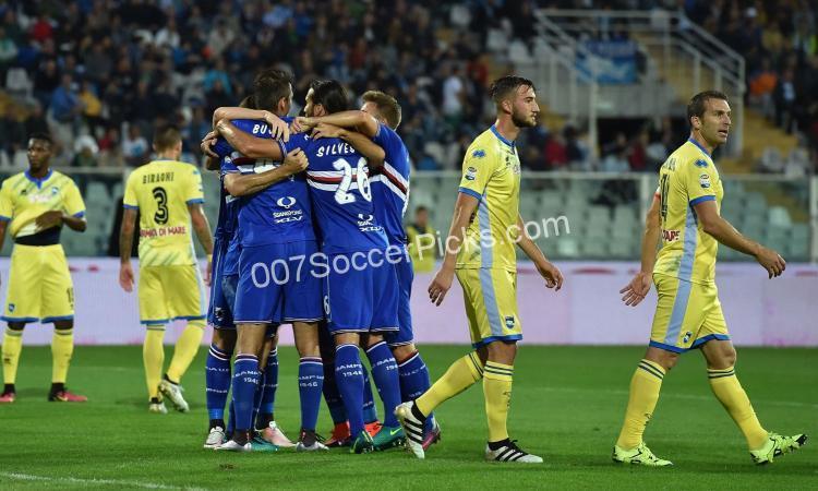 Sampdoria-Pescara