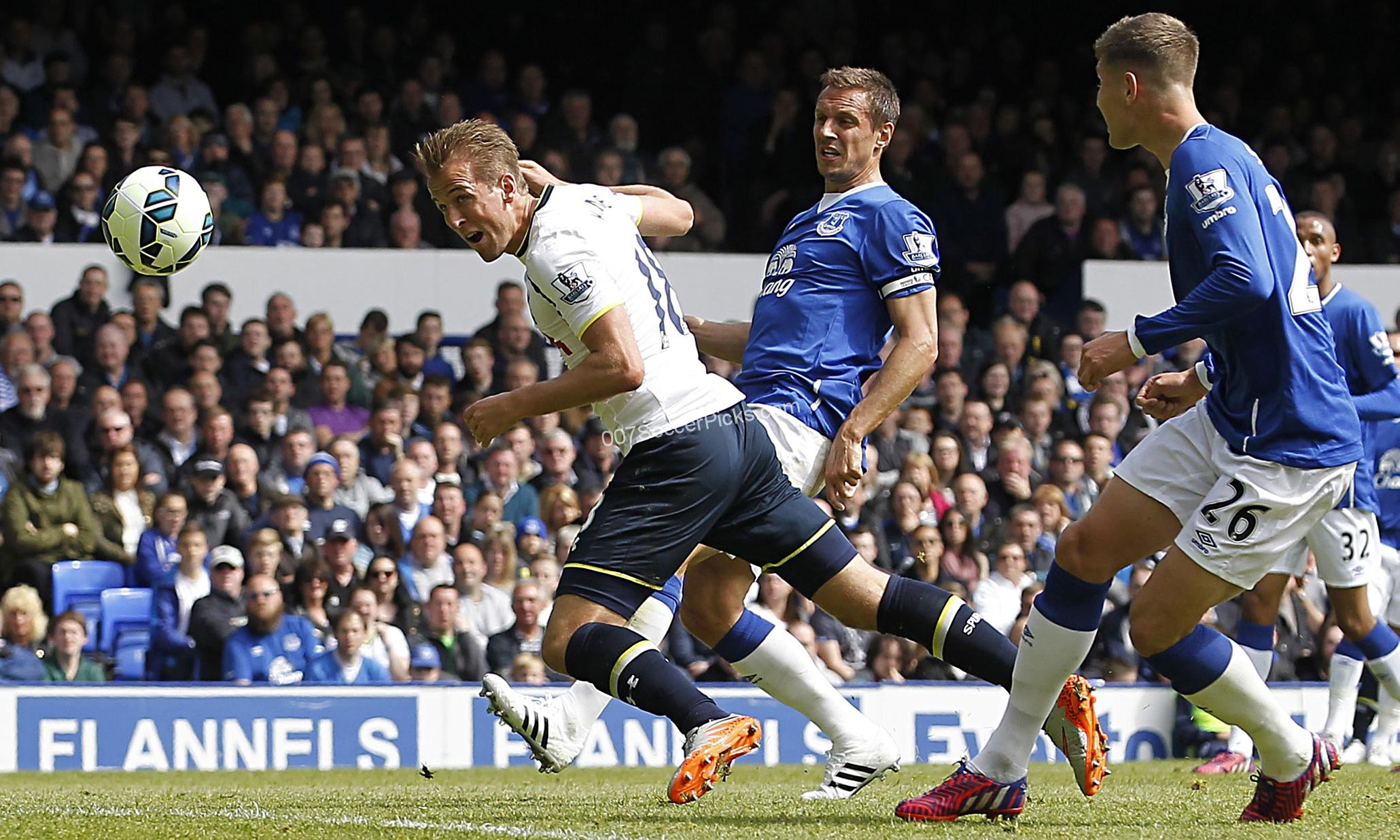 Everton vs Tottenham