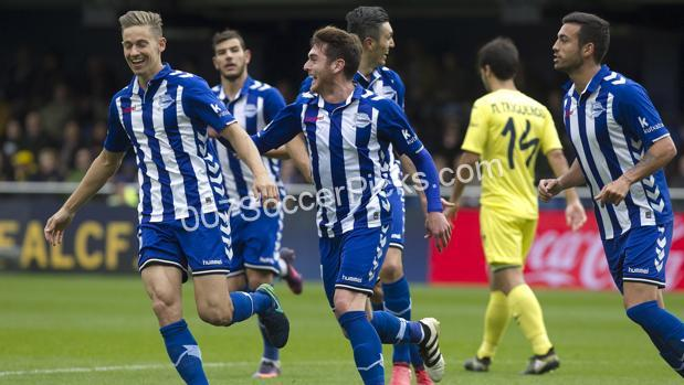 Alaves-Villarreal