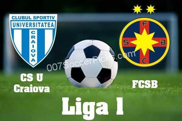 "FCSB - CS ""U"" Craiova LIVE VIDEO ONLINE   Craiova Fcsb"