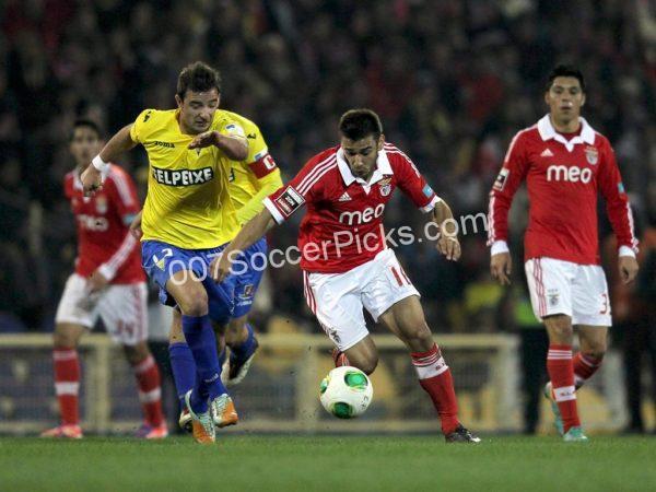 Prediction for Benfica – Estoril
