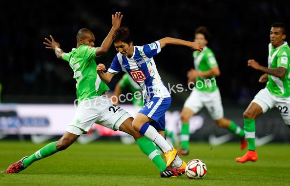 Hertha-Berlin-Vs-Wolfsburg