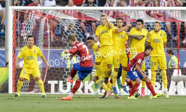 Las-Palmas-vs-Atletico-Madrid