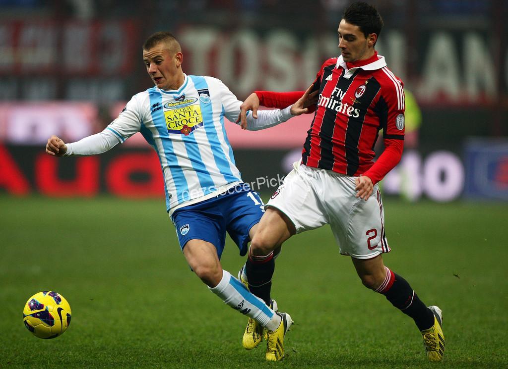 Pescara-AC-Milan