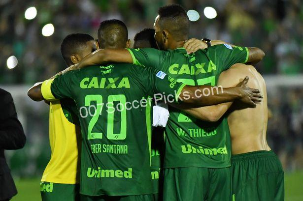 Chapecoense AF vs Fluminense Prediction