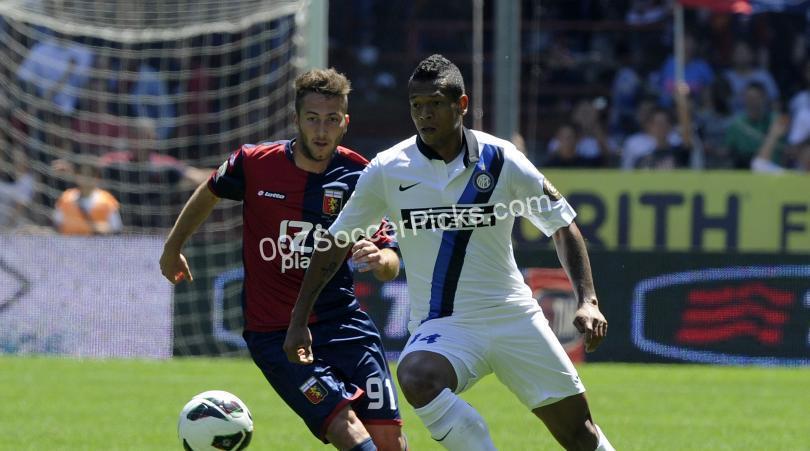 Official - Starting Lineups Genoa Vs Inter: Andrea ...  |Genoa,-inter