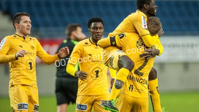 Bodoe/Glimt vs Kristiansund BK Prediction