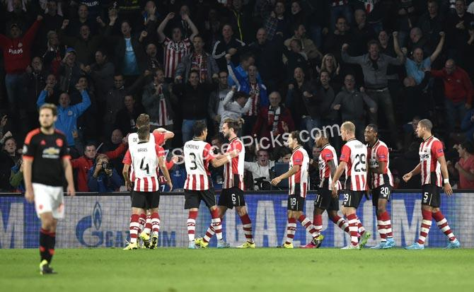 PSV Eindhoven vs Tottenham Prediction